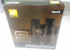 New Nikon 10x42 Monarch 5 Binocular 7577