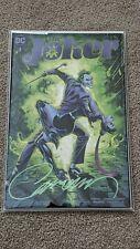New ListingThe Joker #1 Cover A *Signed* J. Scott Campbell Variant + Coa Batman Punchline
