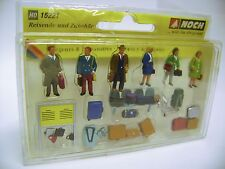 NOCH 15221   HO : TRAVELLERS AND ACCESSORIES  : NEW (UNUSED STOCK)