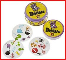 "Asmodee Dobble ""Spot it!"" Game German version"
