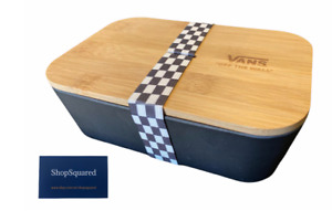 Vans Family Bento Food Carrier Box Fast Ship Unopened NIB New ⭐️