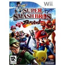 Super Smash Bros Brawl For Wii Very Good 6E
