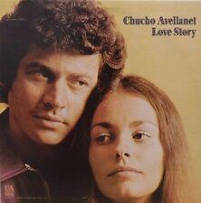 Chucho Avellanet Love Story UA Latino L-31066 33RPM 072817DBE