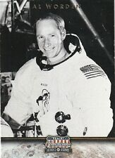2012 PANINI #47 Al Worden NASA ASTRONAUT Trading Card NM