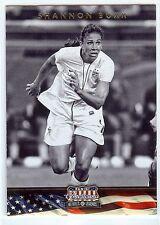 SHANNON BOXX  2012 Panini Americana Card USA World Cup Soccer