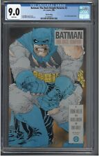 Batman: The Dark Knight #2 (1986, DC) - Third Printing - CGC 9.0