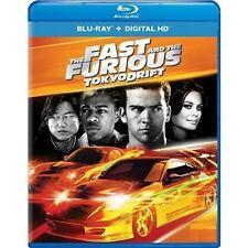 Fast & Furious : Tokyo Drift (BLU-RAY NEUF SOUS BLISTER)