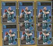 4  2016   ROOKIE CARSON WENTZ CARD 356 RC DONRUSS RATED ROOKIE lot of four