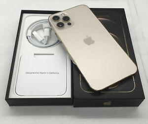 Apple iPhone 12 Pro - 128GB - Gold (Unlocked)USED GOOD CONDITION
