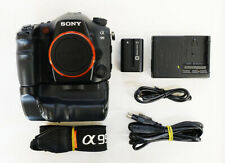 """# Sony Alpha SLT-A99 24.3MP Digital SLR Camera + VG-C99AM """"75101 cut"""" S/N 3408"""