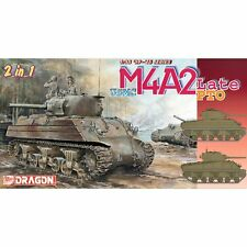 Dragon DRA6462 Sherman USMC M4A2 Late PTO 1/35 scale plastic model kit