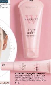 Faberlic Weekend Set Of Aqua Boost Moisturiser 50ml&eye Gel 15ml
