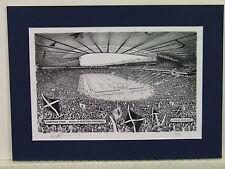 Hampden Park - Scottish Football. Limited Edition Stadium Print by Stuart Herd