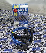 NGK Spark Plug Wire Set 1992-2000 Honda Civic SOHC D16Z6 & D16Y8 Engines