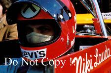 Niki Lauda STP March F1 Portrait 1972 Photograph 2
