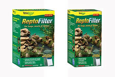 Tetra ReptoFilter 2 size,Terrariums for frogs, newts & turtles