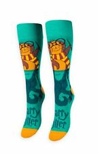 Harry Otter Freaker USA Crew Socks New Unisex Large Wizard Animal Fashion