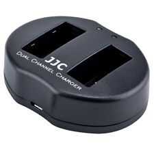 Station Dock Chargeur de Batterie USB Double pour Batterie Canon LP-E17