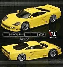 IWAVER 1:28 02M FORD SALEEN S7 YELLOW ON-ROAD CAR ELETTRICA BRUSHED FM 2WD RTR
