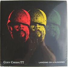 CODY CHESNUTT LP X 2 Landing On A Hundred + Mp3 Downloads + Promo Sheet SEALED