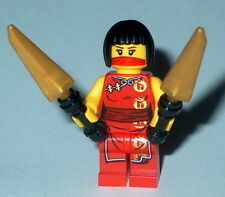 NINJAGO #09 Lego Nya w/acc's NEW Genuine Lego 2507/2505 Genuine Lego