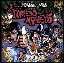 TORPEDO MONKEYS Lunchtime With CD NEW SEALED ROCKABILLY PUNK GARAGE ROCK