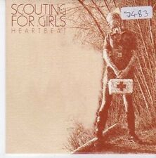 (CE451) Scouting For Girls, Heartbeat - 2008 DJ CD