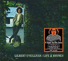 Gilbert O`Sullivan - Life & Rhymes (Remastered+ Bonustracks)) CD Neu
