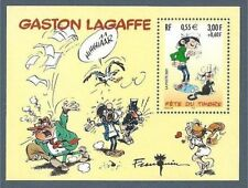 STAMP / TIMBRE BLOC FEUILLET n° 34 ** / Gaston Lagaffe