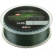 Berkley Connect Cm90 Carp Mono Line 15lb 0.38mm 1200m Spool Weed Green 1376991