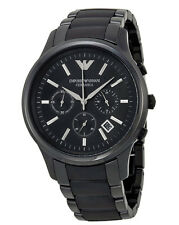 Men's Watches Emporio Armani AR1452 Classic Watch Ceramic Chronograph Date