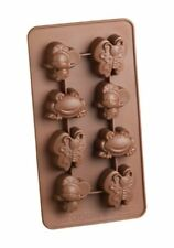 EDDINGTONs Mini Chef BUGS silicone chocolate mould CHOCOLATES, jellies, sweets