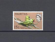 """MAURITIUS 1968 SG 372A """"Mauritius Parakeet""""  MNH Cat £500 . CERT"""