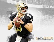 Drew Brees 11x14 Photo New Orleans Saints Football Super Bowl Champions