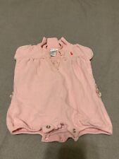 Ralph Lauren Infant Girls Pink Dress Size 6M B2