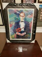 "LeRoy Neiman Hand Signed ""Henny Youngman, King Of The One Liners"" Lithograph"