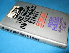 ISSER HAREL ~ The House on Garibaldi Street: Capture of Adolf Eichmann HITLER hb