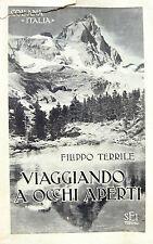 ITALIA VIAGGI GEOGRAFIA CON TAVOLE