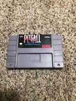 Pitfall: The Mayan Adventure (Super Nintendo Entertainment System, 1994) SNES