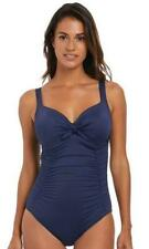Fantasie new Cup sized Marseille Swimsuit in Navy with control front panel