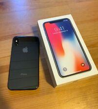 Apple iPhone X - 64GB - Space Gray (Verizon) A1865 (CDMA + GSM)