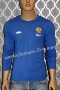 "FORWARD TEAM ""RUSSIA"" Russland Langarm Kinder/Herren T-Shirt 20702F-8"