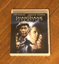 The Shawshank Redemption US Region Free Blu-ray Tim Robbins Morgan Freeman