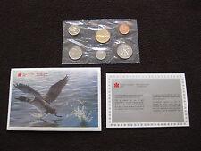 1990 Canada Prooflike Set incl Envelope and COA