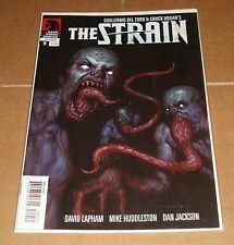 The Strain #9 1st Print Guillermo Del Toro Chuck Hogan FX TV Show