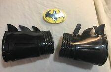 Vintage BATMAN childs toy costume Accessories 1989 DC Comics