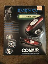 Conair Even Cut Rotary Cordless Hair Cutting Kit System W/ Trimmer 1035299