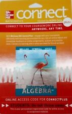 Connect Plus Code by Aleks for Intermediate Algebra 4th Edition