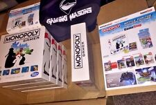 Hasbro Nintendo Collectors Edition Monopoly Gamer EARLY Release 1st Edition