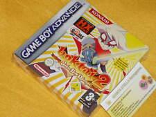 BOKTAI 2 SOLAR BOY DJANGO Nintendo GAME BOY ADVANCE NEW FACTORY SEALED GBA RARE